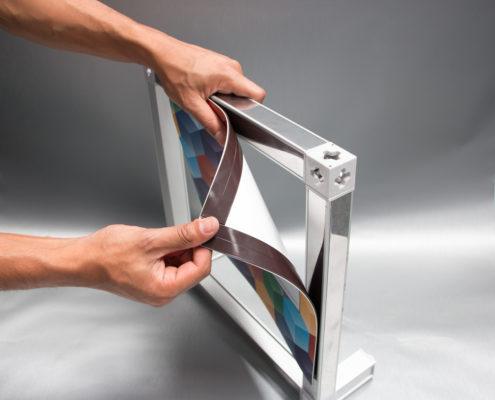 Konstrukcijos Parodoms T3 Frame-2